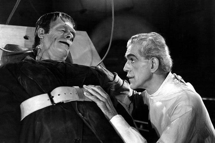 HISTÓMICRON: Frankenstein: ¿Cybor, androide o zombie?