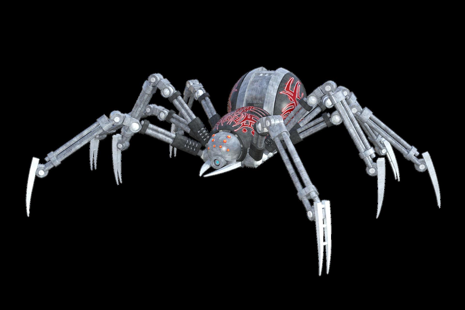CRONISTAS ÓMICRON: La utopía de las arañas