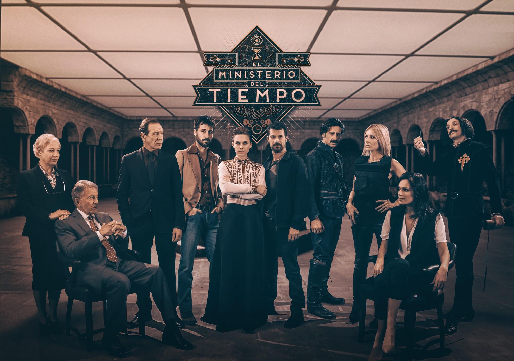 CINEMA OMICRON: El ministerio del tiempo