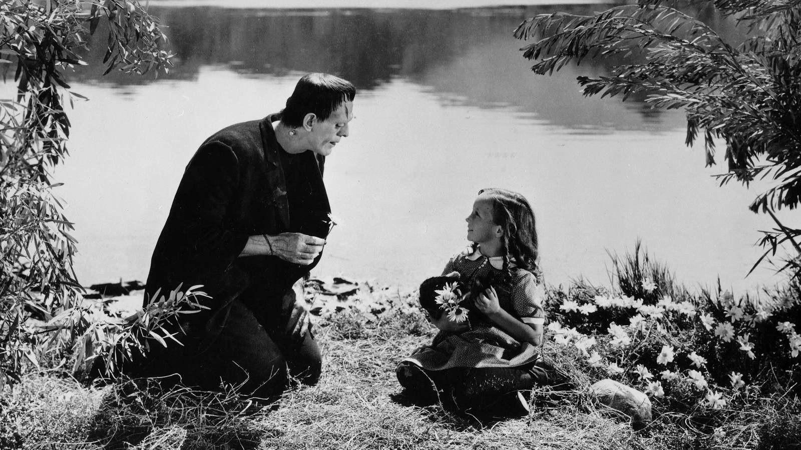 HISTÓMICRON: Frankenstein: El mito literario y la adaptación al cine