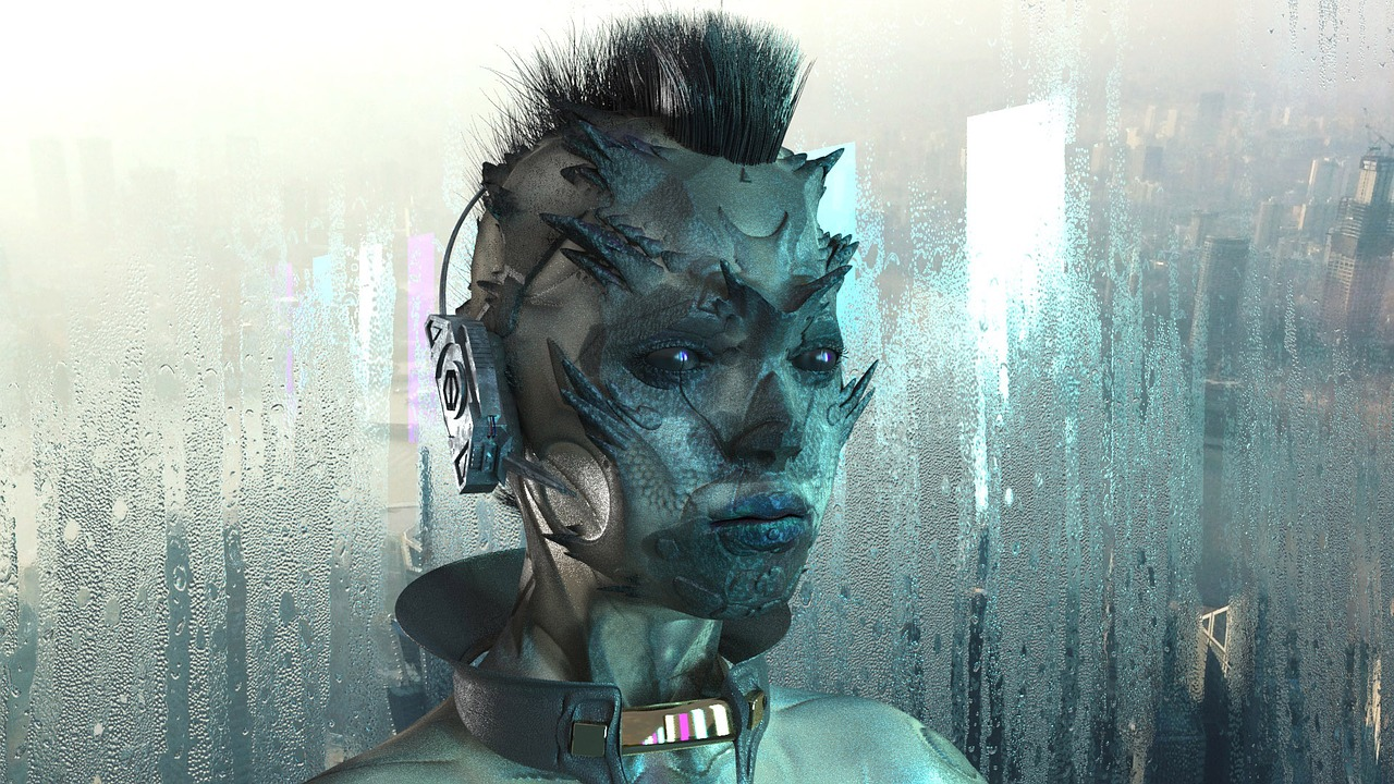 CRONISTAS ÓMICRON: Descripción de la mujer extraterrestre