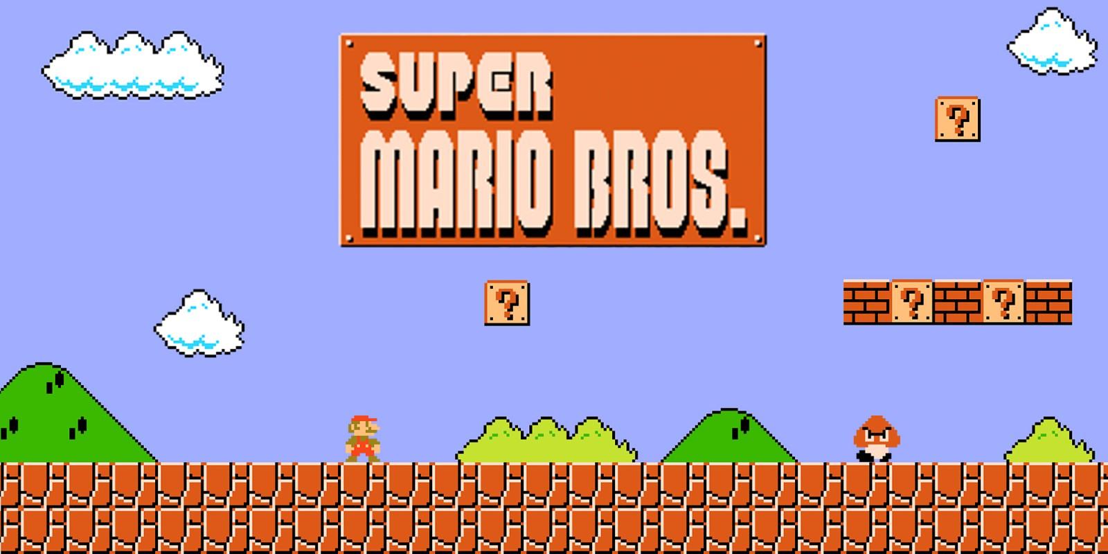 VIDEOJUEGOMICRON: Super Mario Bros: El videojuego que lo cambio todo (Parte 1)