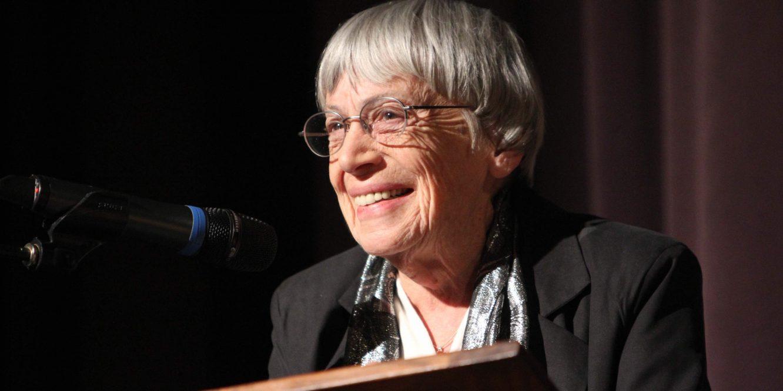 CIUDADANOS DE ÓMICRON: Ursula Le Guin y la imaginación