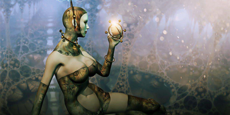 HABLANDO CON OMICRONIANOS: Ciencia ficción escrita por mujeres